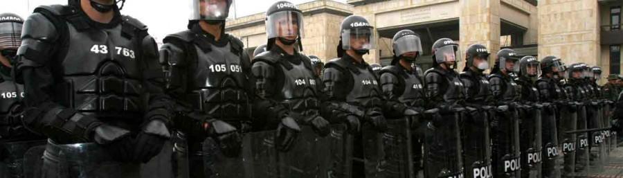 ESPECIALIZACIÓN - ENTRENAMIENTO FÍSICO Y TÁCTICO POLICIAL